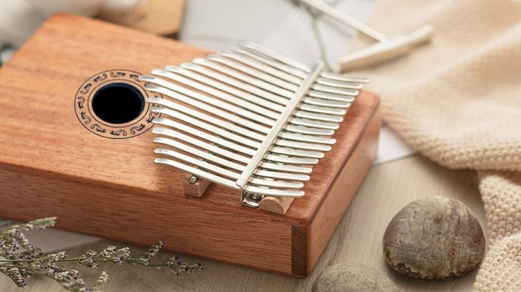 trous sonore kalimba